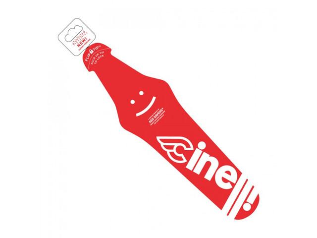 Cinelli Ass Saver X Cinelli Splash Bescherming, red